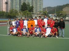 08-12-12 Friendly Games 1 - Hong Kong