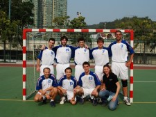08-12-12 Friendly Games 2 - Hong Kong