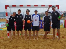 09-07-10 Beach Handball 2 - Weihai