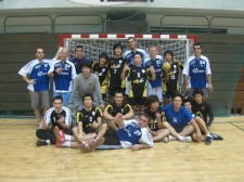 09-09-25 Friendly Game At The SNU 1 - Seoul