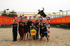 09-12-13 Beach Handball 1 - Huidong