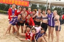 09-12-13 Beach Handball 2 - Huidong
