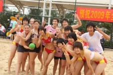 09-12-13 Beach Handball 3 - Huidong