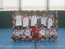 12-09-30 Ruislip Friendly Games - London